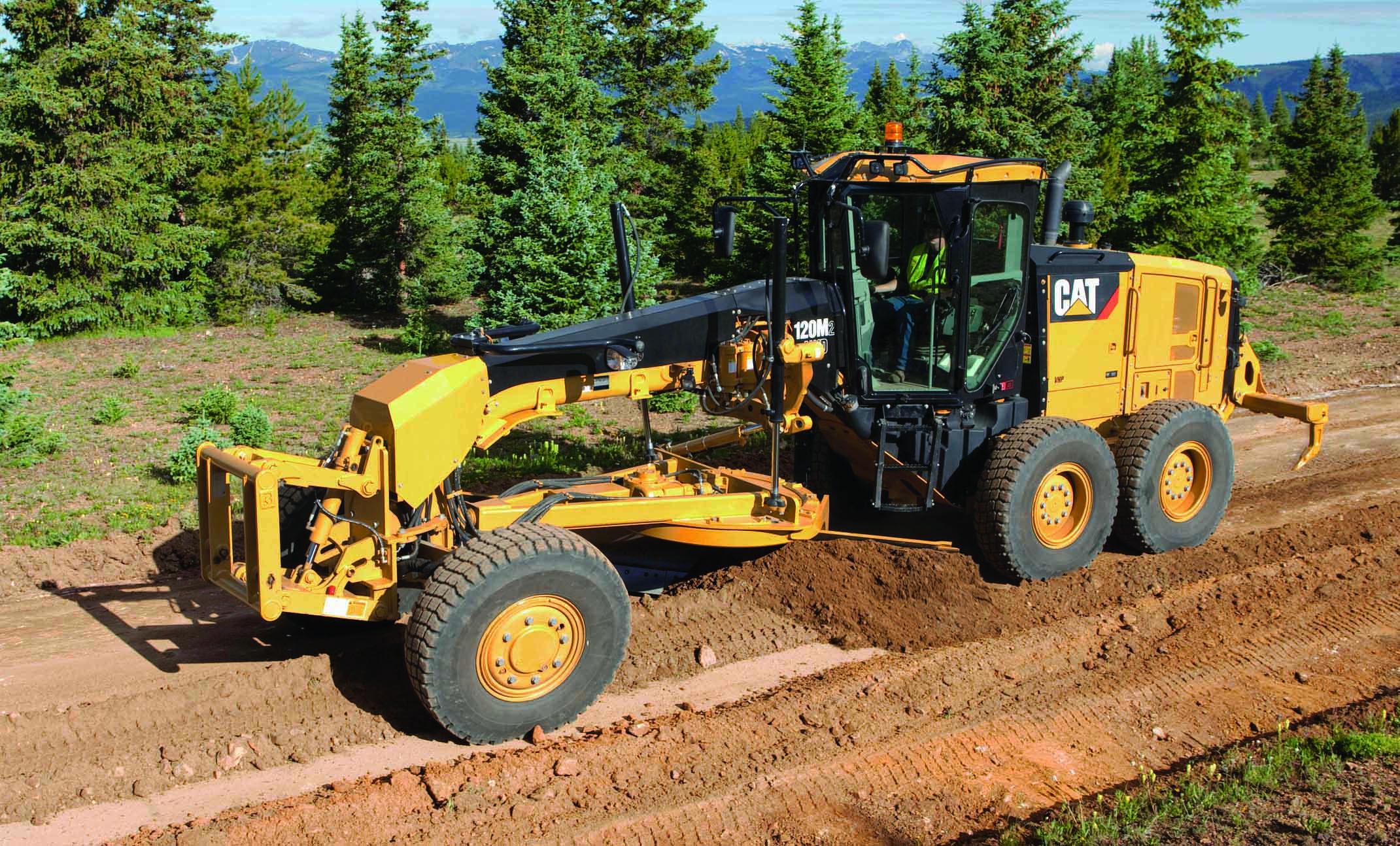 Cat Equipment 14 120M2